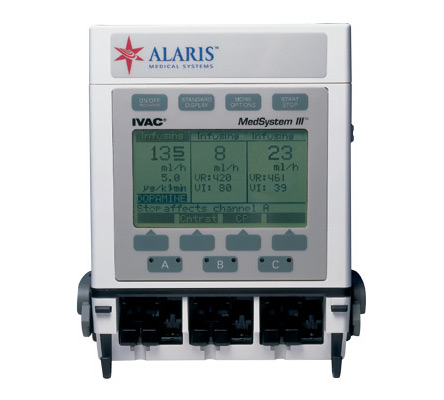 Alaris Medsystem 3 Model 2860