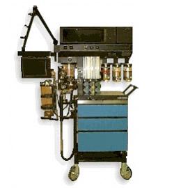 Narkomed 4 Anesthesia Medical Equipment