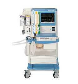Drager: Narkomed 6400 Anesthesia Medical Equipment