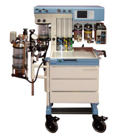 Drager: Narkomed GS Anesthesia Medical Equipment