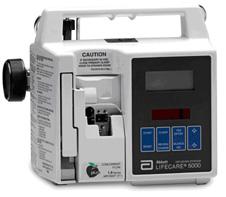 Abbott Plum 5000 Infusion Pump