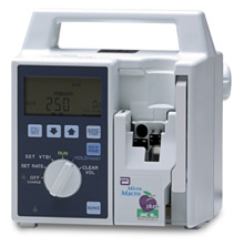 Abbott Plum XLD Infusion Pump