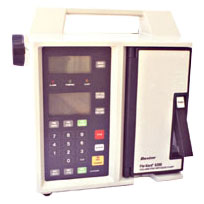 Baxter Travelnol 6200 Infusion Pump