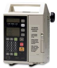 Baxter Travenol 6201 Infusion Pump