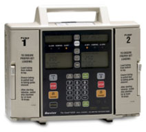Baxter Travenol 6301 Infusion Pump