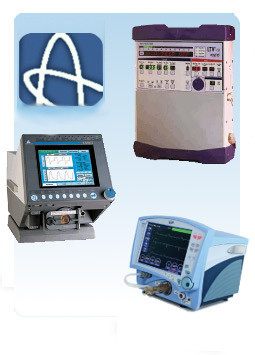 Ventilators -- Pulmonetic, Drager, Puritan Bennett, Viasys